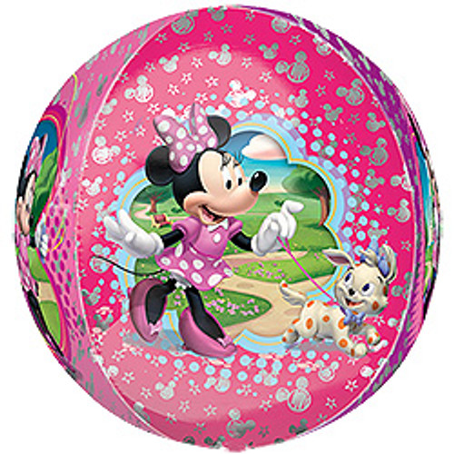 "16"" Minnie Mouse Orbz Balloon"