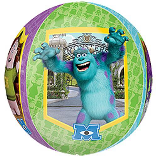 "16"" Monsters University Orbz Balloon"