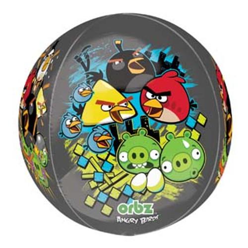 """16"""" Angry Birds Orbz Balloon"""