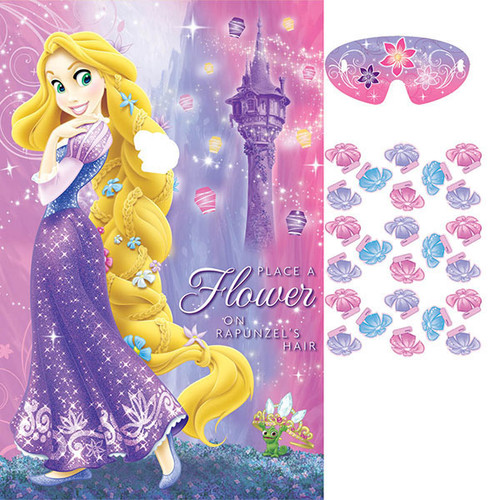 Disney Tangled Sparkle Party Game