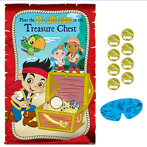 Jake & Never Land Pirates Party Game