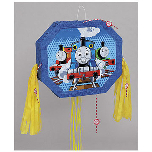 Thomas The Tank Popout Pull String Pinata