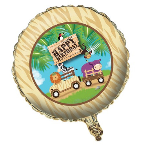 "18"" Safari Adventure Foil Balloon"