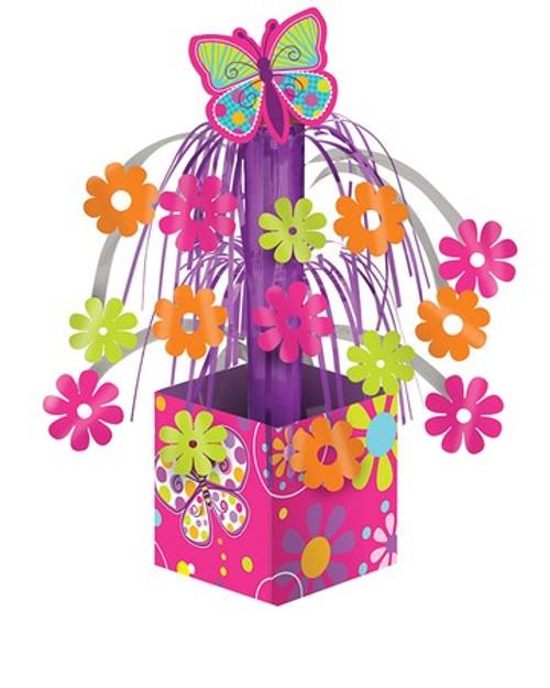Butterfly Sparkle Mini Cascade Centerpiece
