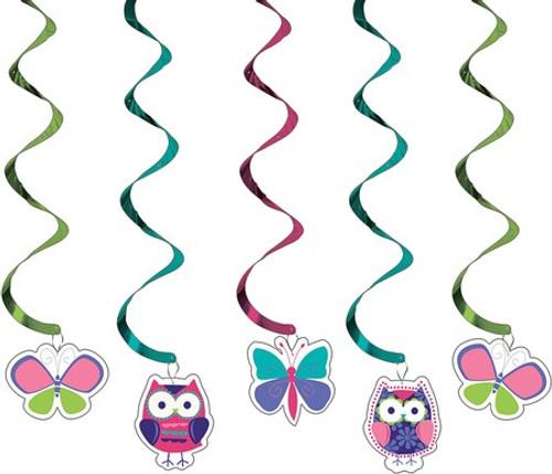 Owl Pal Birthday Dizzy Danglers