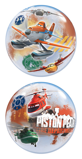 "22"" Disney Planes Fire & Rescue Bubble Balloon"