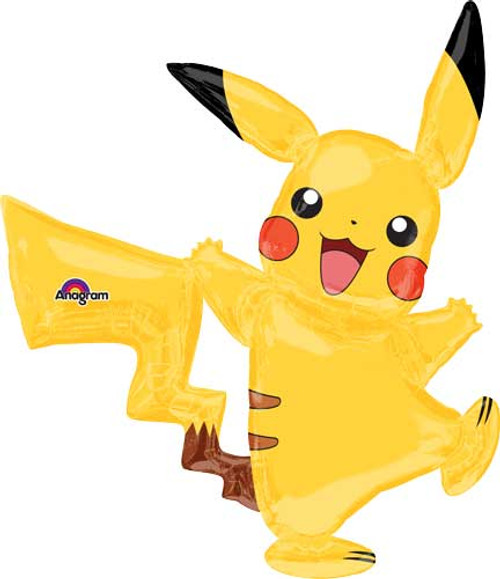 """57"""" Pokemon Pikachu Airwalker Balloon"""