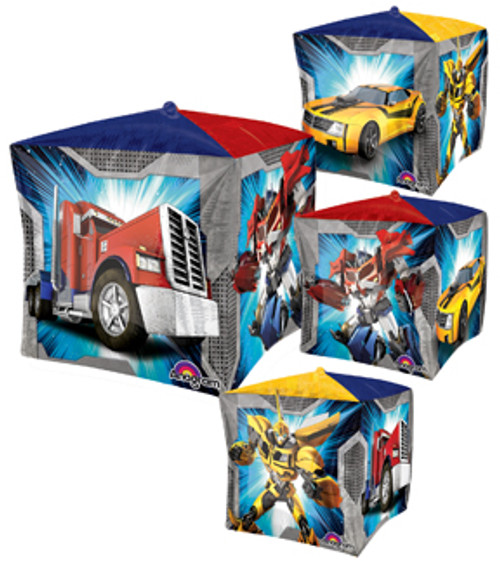 "15"" Transformers Animated Cubez UltraShape Balloon"