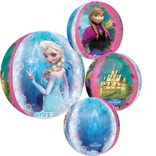 "16"" Disney Frozen Orbz Balloon"