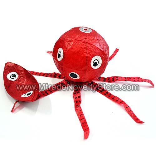 Octopus Paper Ball