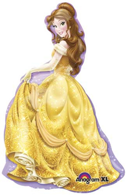 39 Disney Princess Belle Super Shape Balloon