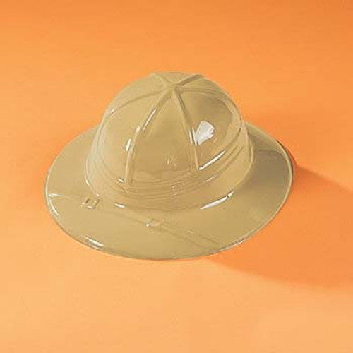 Child Size Plastic Safari Pith Hat