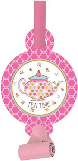 Tea Time Blowouts