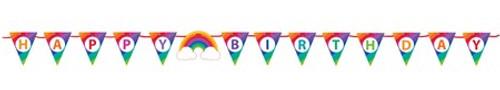 Rainbow Ribbon Banner