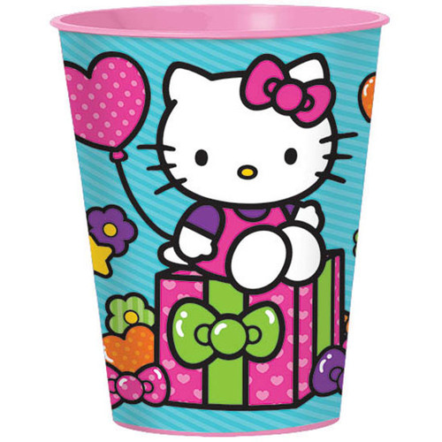 Hello Kitty Rainbow Souvenir Cup