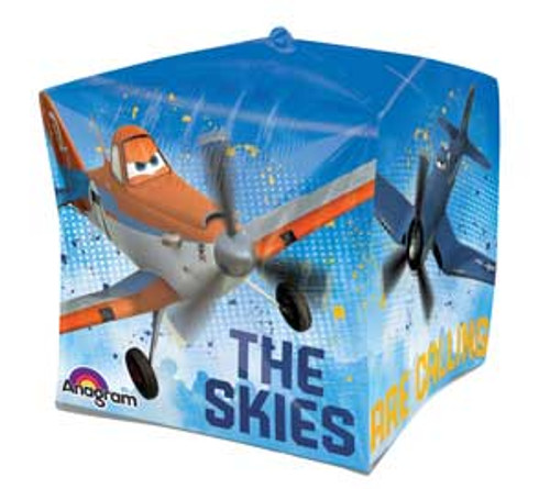 "15"" Disney Planes Cubez UltraShape Balloon"