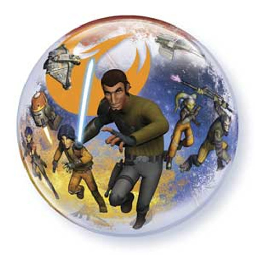 "22"" Star Wars Rebels Bubble Balloon"