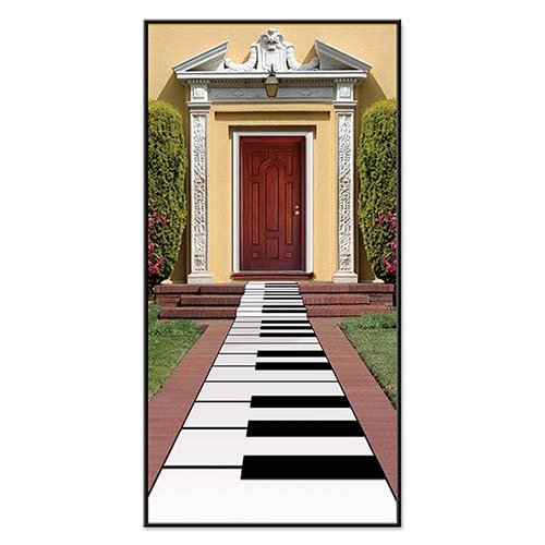 Piano Keyboard Runner