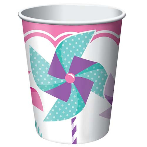 Turning One Girl 9 oz. Hot/Cold Cups