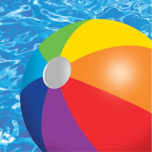 Pool Play 2-Ply Beverage Napkins