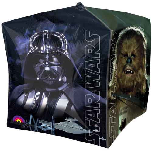 "15"" Star Wars Cubez UltraShape Balloon"