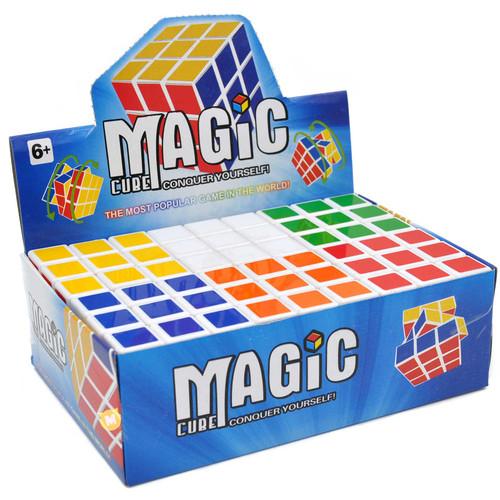 Magic Cube Game 6pcs/box