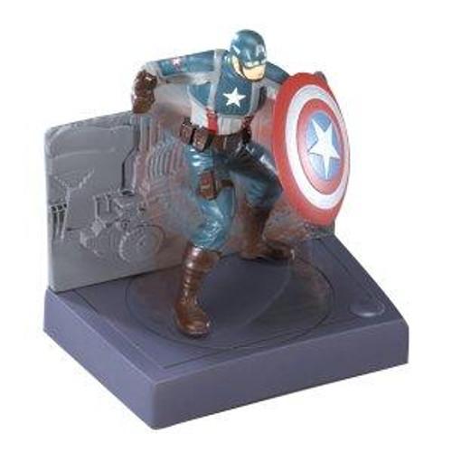 Captain America Cake Decoset