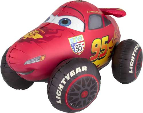 "41"" Disney Cars 3 Airwalker Balloon"