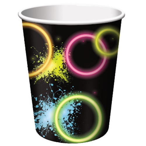 Glow Party 9 oz. Hot/Cold Cups