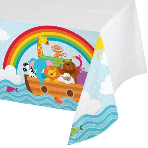 Noah Ark Plastic Tablecover