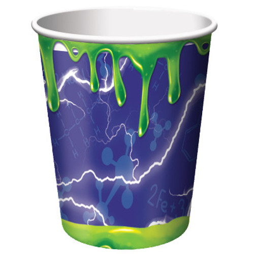 Mad Scientist 9 oz. Hot/Cold Cups