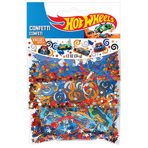 Hot Wheels Wild Racer Value Confetti Pack
