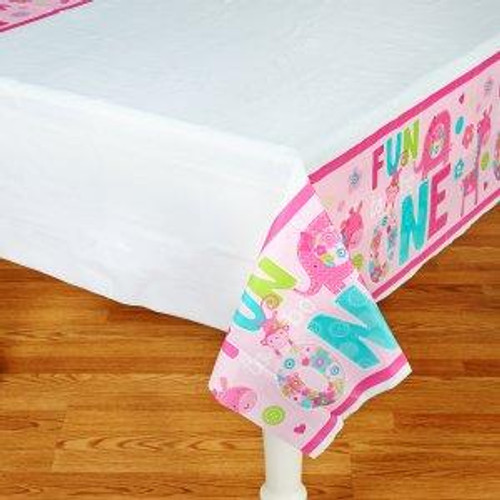 One Wild Girl Tablecover