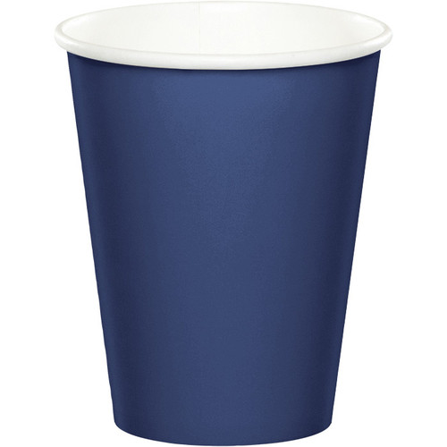 Navy Blue 9 Oz Hot/Cold Cup
