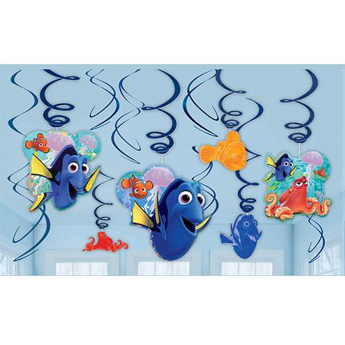Finding Dory Swirl Danglers