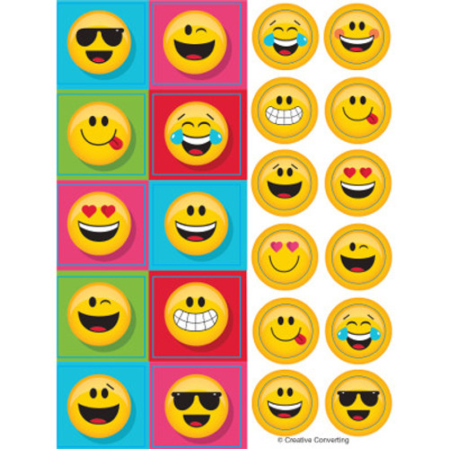 Show Your Emojions Value Stickers