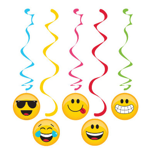 Show Your Emojions Dizzy Danglers