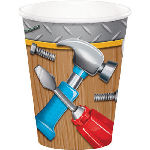 Handyman 9 oz. Hot/Cold Cups