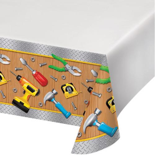 Handyman Plastic Tablecover