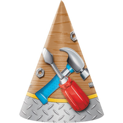 Handyman Child Cone Hats