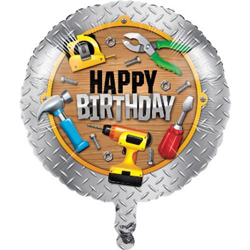 "18"" Handyman Foil Balloon"