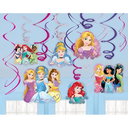 Disney Princess Dream Swirl Danglers