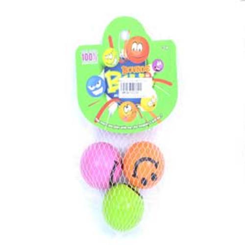 4.6cm Smile Face Bounce Balls