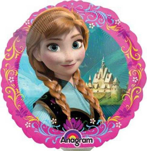 "9"" Disney Frozen Air Filled Balloon"