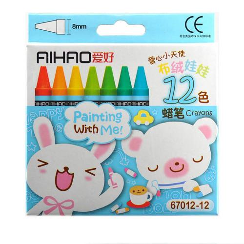 Crayon 12color/box