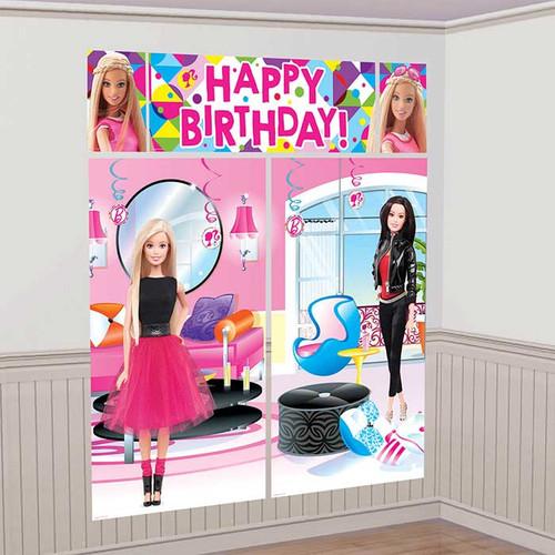 Barbie Scene Setter