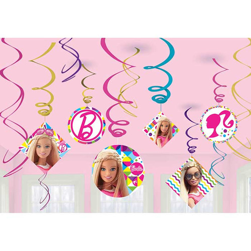 Barbie Swirl Danglers