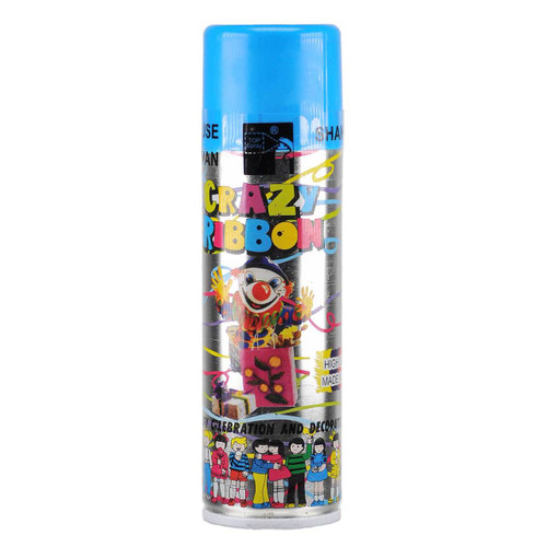 Crazy Ribbon Party String Spray