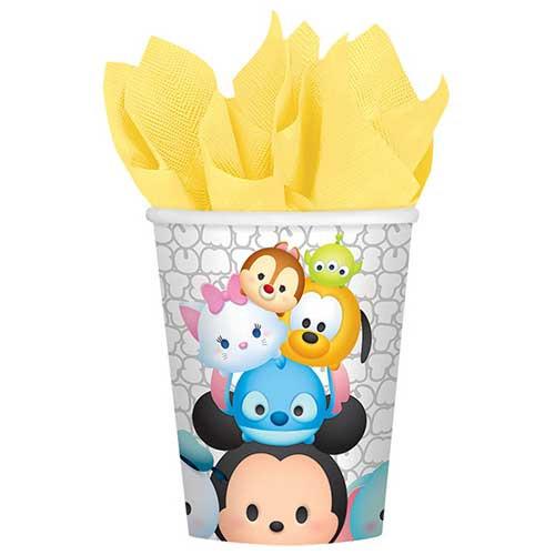 Tsum Tsum Paper Cups