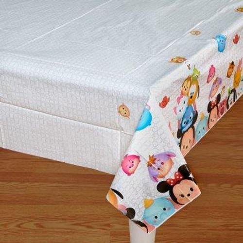 Tsum Tsum Plastic Tablecover